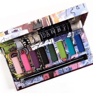 Urban Decay x Basquiat palette